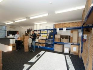 Storage Office & Box Shop